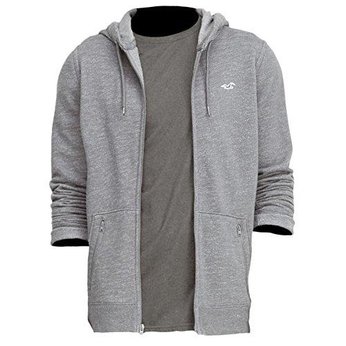 hollister-mens-iconic-textured-hoodie-fleece-sweatshirt-hoody-size-l-grey-623789204