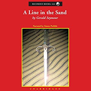A Line in the Sand Audiobook