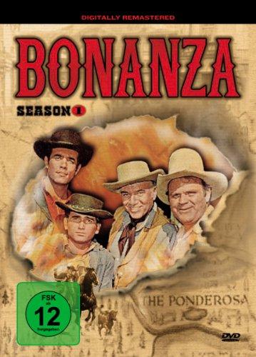 Bonanza - Season 1 (Neuauflage) (8 DVDs)