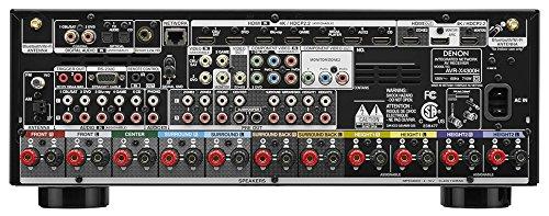 Denon AVRX4300H 9.2 Channel