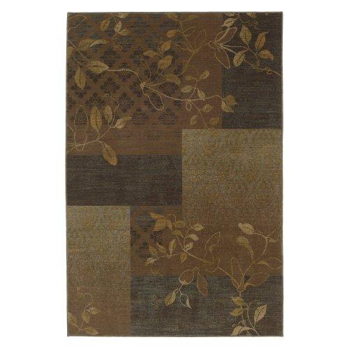 Karastan Karastan Bellingham Bancroft Rug, Jade, Wool, 2.5 X 12 Ft. front-736529