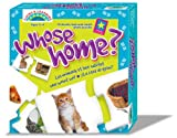 Whose Home? Sorting & Matching Photo Puzzle (Sorting & Matching Puzzles)