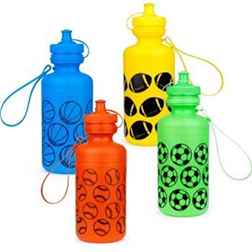 [Sports Water Bottles (each) - Party Supplies] (Cup Halloween Sipper)