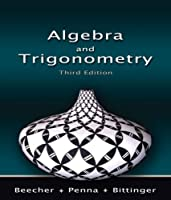 Algebra and Trigonometry, 3rd Edition Front Cover