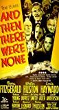 Then There Were None (1945) (B&W) [VHS] [Import]