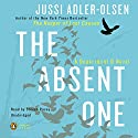 The Absent One (       UNABRIDGED) by Jussi Adler-Olsen Narrated by Steven Pacey
