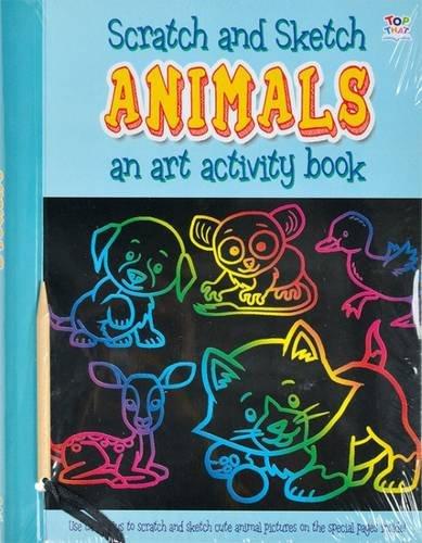 Animals (Scratch and Sketch)