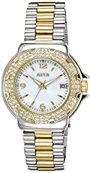 Aspen Power Bold Analog White Dial Womens Watch - AP1563