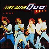 Live Alive Quo by Status Quo