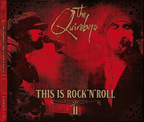 This is Rock n Roll II by The Quireboys