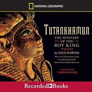 Tutankhamun Audiobook