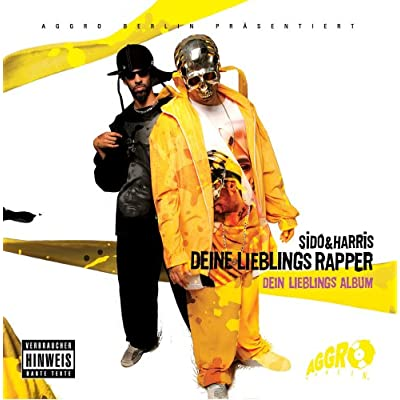 German Hip Hop Album Cover