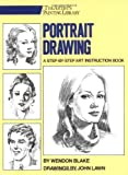 img - for Portrait Drawing: A Step-By-Step Art Instruction Book (Artist's Painting Library) book / textbook / text book