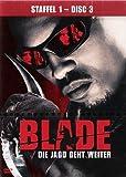 Blade: Die Jagd geht weiter - Staffel 1, Disc 3