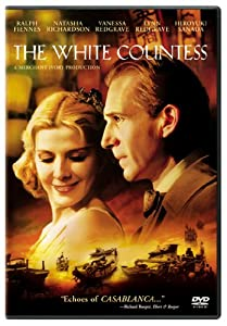 The White Countess (Sous-titres français)