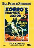Zorro's Fighting Legion, Chapter 1 - The Golden God