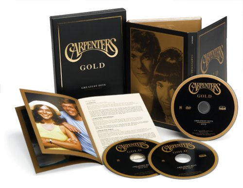 The Carpenters - Carpenters Gold: Greatest Hits (Sound and Vision) - Zortam Music