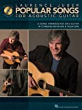Popular Songs for Acoustic Guitar: 12 Songs Arranged for Solo Guitar