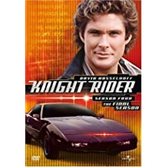 Knight Rider - Season Four: The Final Season (German version)