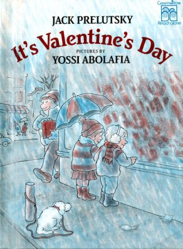 It's Valentine's Day (Greenwillow Read-Alone Books), Jack Prelutsky