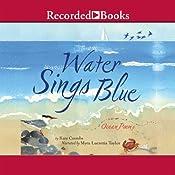 Water Sings Blue: Ocean Poems Audiobook