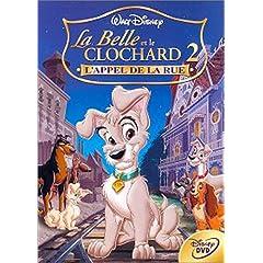 Disney La Belle et le Clochard 2 dvdrip fr preview 0