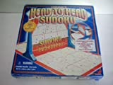 Head to Head Sudoku -- Three Levels of Difficulty -- 2 Player Competition Sudoku includes 100 puzzles and solutions, 2 game boards, 162 number tiles, timer, head-to-head divider