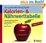 Die gro�e Wahrburg/Egert Kalorien-&-N...