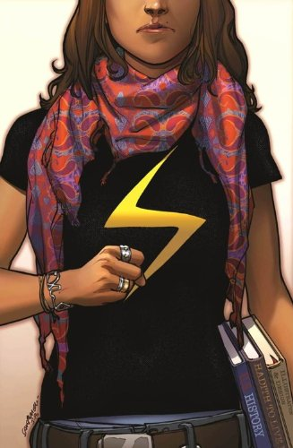 Ms. Marvel Band 1: Kein Normal