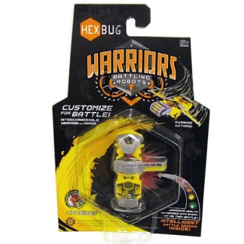 Hexbug Warriors Battling Robots Single Warrior - Tronikon S1-1B