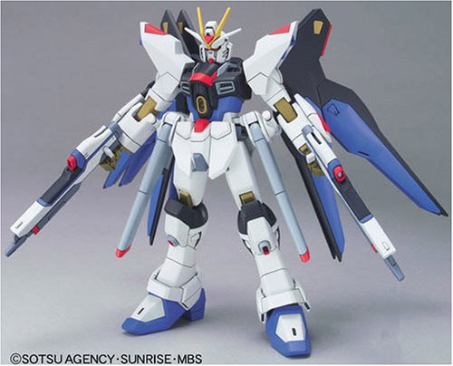 Gundam Seed Destiny 1/144 Scale High Grade Model Kit #34 Strike Freedom Gundam