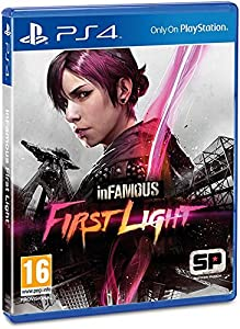 inFAMOUS: First Light (PS4) by Sony