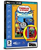 Thomas & Friends: The Great Festival Adventure, Trouble on the Tracks (Double Pack)