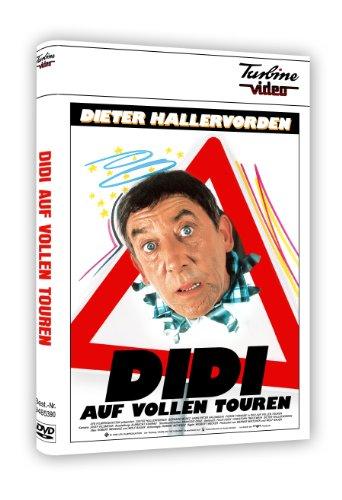 Didi auf vollen Touren (Retro-Edition in Buch-Box mit Soundtrack-CD) [Limited Edition]