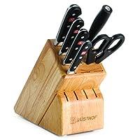Wusthof Classic 7-Piece Knife Block Set