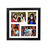 OM Arts Wooden Collage Photo Frame Sweet Long Lasting Memories (23 Cm X 24 Cm X 2.5 Cm, 123763)