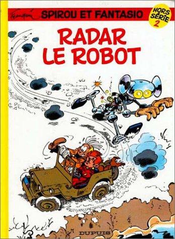 Spirou et Fantasio n° HS 2 Radar le robot