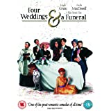 Four Weddings and a Funeral [DVD] [1994]by Hugh Grant