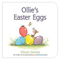 Ollie's Easter Eggs board book (Gossie & Friends)