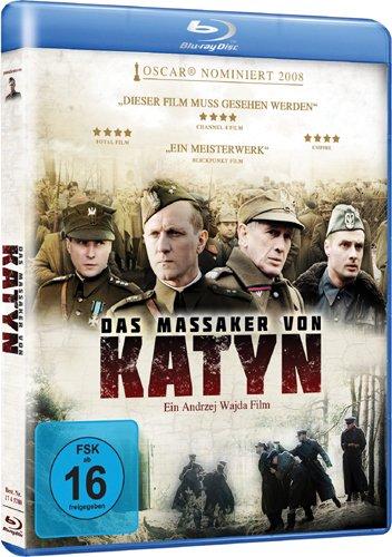 Das Massaker von Katyn (Blu-ray) [Alemania] [Blu-ray]