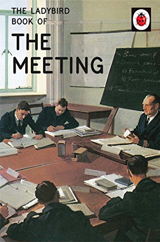 *NEW * The Ladybird Book of the Meeting