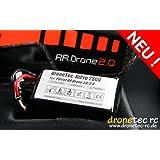Parrot AR DRONE 2.0 / 1.0 * Power Tuning Akku * 2300mAh * NEU + vom FACHHÄNDLER
