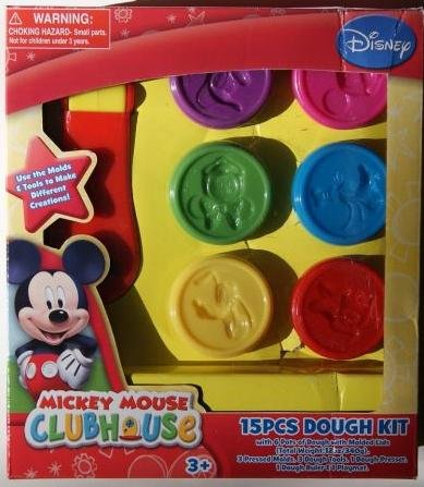 Disney Mickey Mouse Clubhouse 15-piece Play Dough Kit at Sears.com