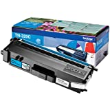 Brother TN-320C Toner pour Imprimante Laser Bleu 1500 pages