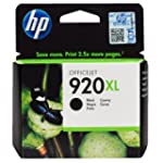 HP 920XL Black Officejet Ink P