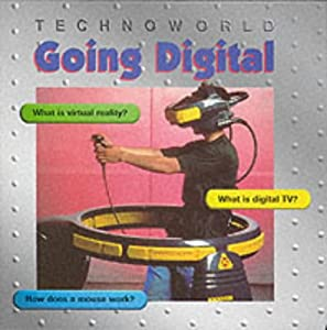 "Cover of ""Going Digital (Technoworld)"""