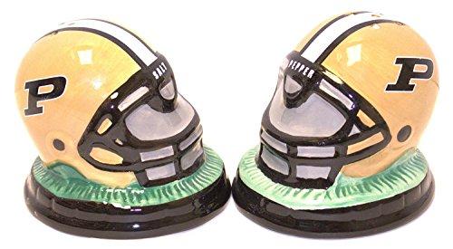 NCAA Licensed Helmet Salt and Pepper Shaker Set (Purdue