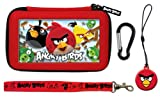 Angry Birds 4pc Stereoscopic 3-D Gamer Case (Nintendo 3DS/DSi)