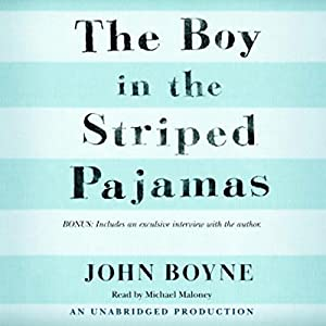 The Boy in the Striped Pajamas Audiobook