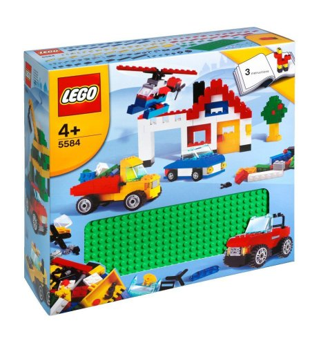 LEGO Creative Building 5584: LEGO® Fun with Wheels